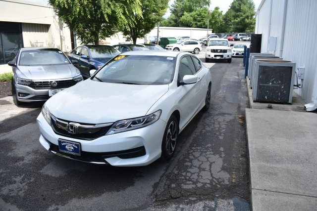 Pre-Owned 2016 Honda Accord LX-S