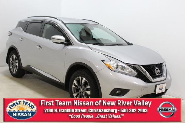 Pre-Owned 2017 Nissan Murano SV